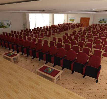 Eğitim & Toplantı Salonları
