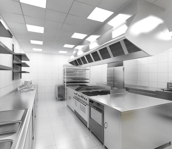 Endüstriyel Mutfak 1
