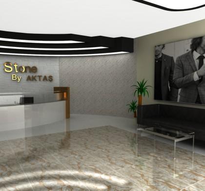 Mağaza & Showroom Renderları
