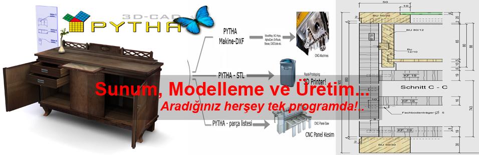 pytha_sunum_modelleme_uretimSLIDE